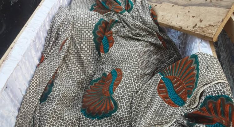 Corpse Exhumed at Abokobi Cemetery 5