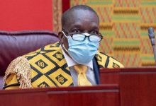 Petition parliament over your election concerns – Bagbin to SALL c'ttee 1