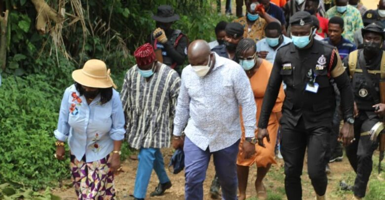Galamsey fight: Nobody will be spared; don't cross the line 1