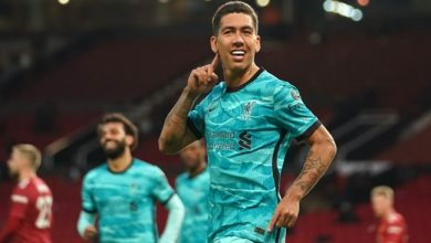 Manchester United 2-4 Liverpool: Reds boost Champions League hopes – 5