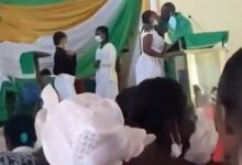 Footage of Reverend Father kissing students gets Ghanaians talking [Watch] 30