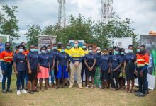 #DAMANG : ABOSSO GOLDFIELDS LIMITED LAUNCH SKILLS TRAINING PROGRAMME 14